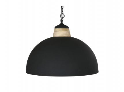 Hanglamp GALAXIE - Zwart & Man