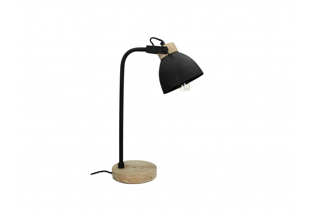 Tafellamp GALAXIE - Zwart & Ma