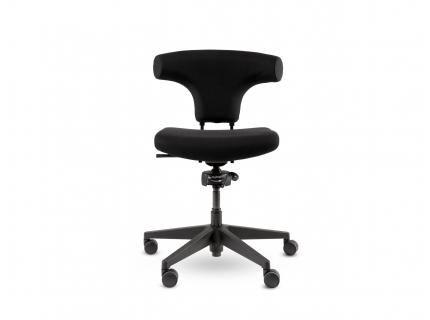 Bureaustoel BULL - Zwart