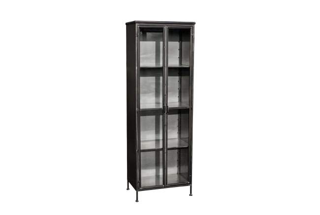 Kast Vitrine SIMPLE - Metaal