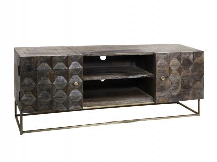 Tv-meubel ALEC - Mango Hout