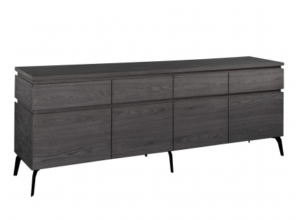 Kast dressoir KOS - Ebonized o