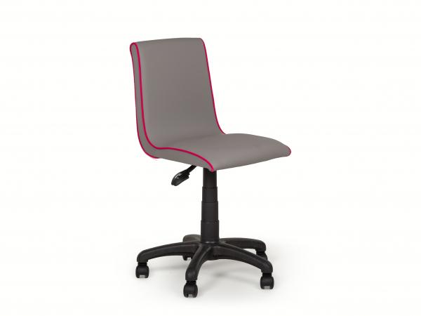 Bureau Stoel Voor Kind.Bureaustoel Voor Kinderen Smart Grijs Fuchsia Grijs Deba Meubelen