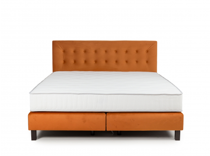 Boxspring OLI - Orange