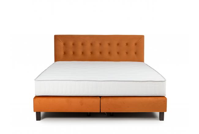 Boxspring OLI - Orange
