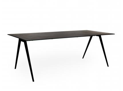Tafel SELENE - Zwart Keramiek
