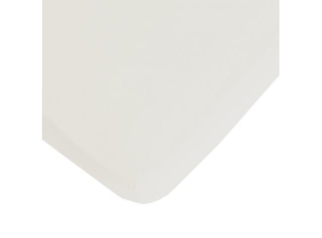 Hoeslaken 90x200 cm - Wit