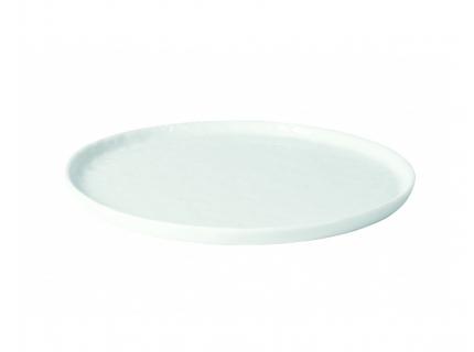 Dessertbord PORCELINO - Wit
