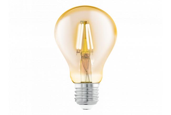 Lichtbron E27/LED 4W A+ Amber