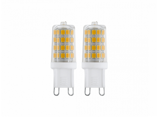 Lichtbron G9/LED 3W A++ Set va