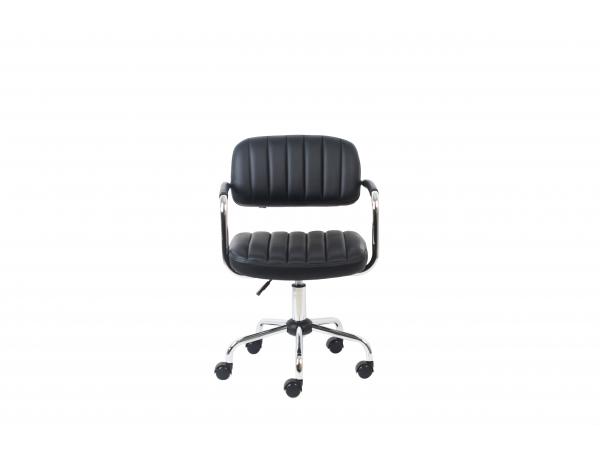 Bureaustoel Zwart Design.Bureaustoel Easy Zwart Zwart Deba Meubelen