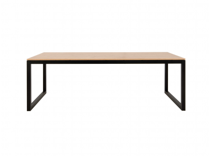 Tafel CHARLESTON - Aristo eik