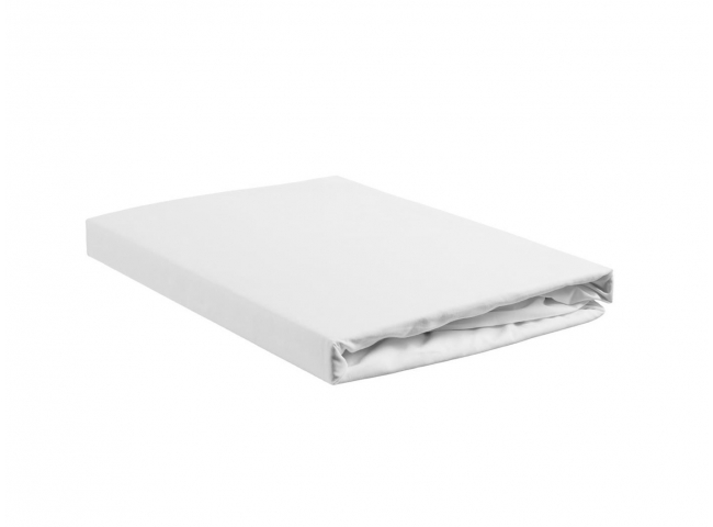 Hoeslaken PERCALE - Sand