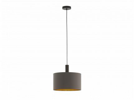 Hanglamp CONCESSA 1 - Donkerbr