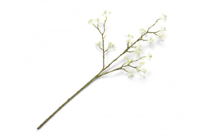 Misty flower tak - Wit