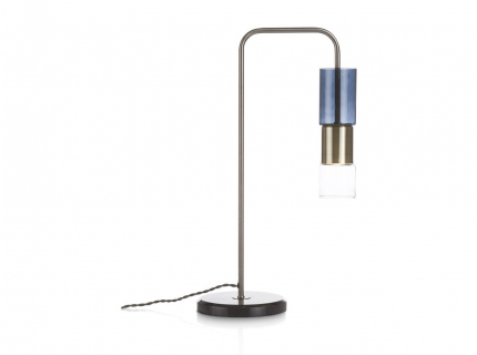 Tafellamp OLIVER - Blauw