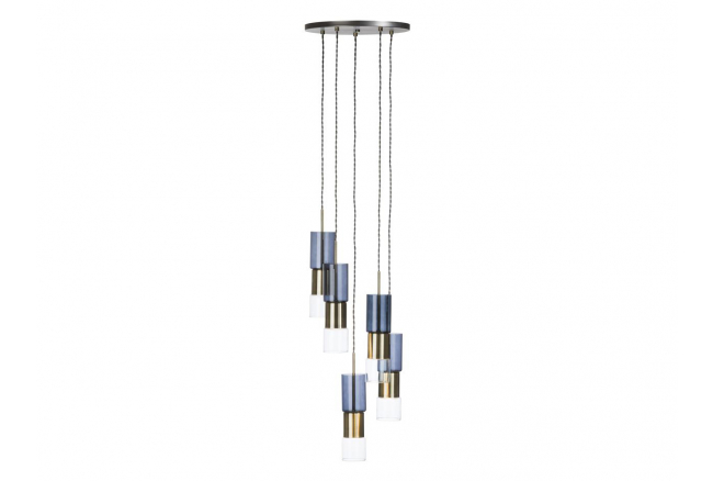 Hanglamp OLIVER - Blauw