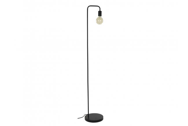 Vloerlamp JAY - Zwart
