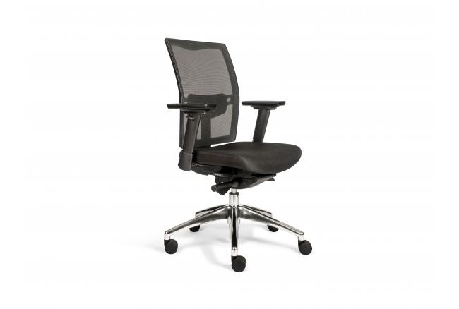 Bureaustoel 706 - Zwart