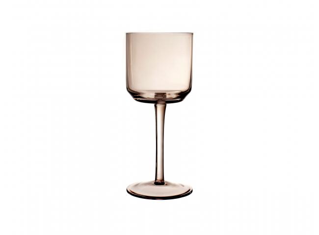 Witte wijnglas MISTERY - Grijs