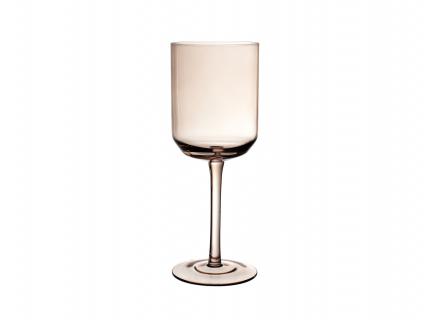 Rode wijnglas MISTERY - Grijs