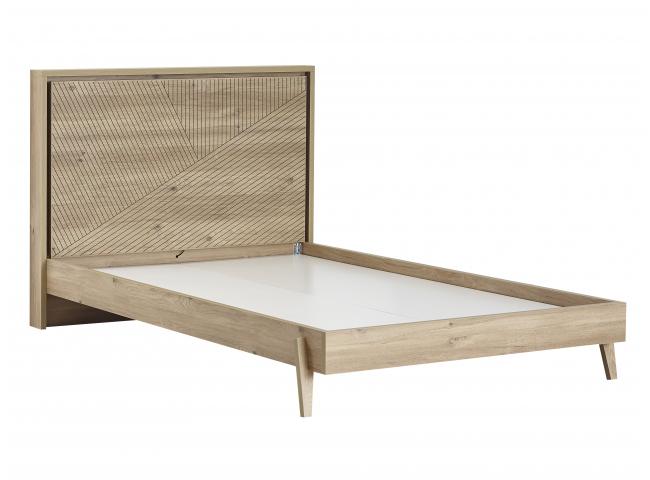 Bed 120 cm ORIGAMI