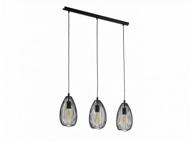 Hanglamp 3xE27/max.60W, energi