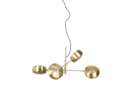 Hanglamp GRINGO MULTI - Brass