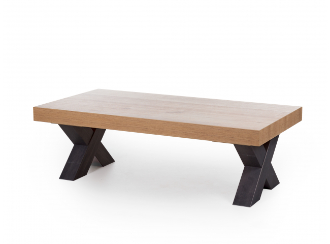 Salontafel 135 x 67.5 cm