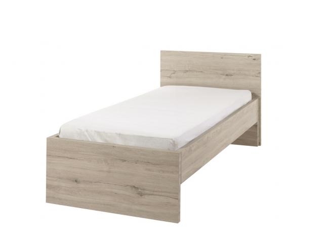 Bed 90x200 CARDIFF - Millenium