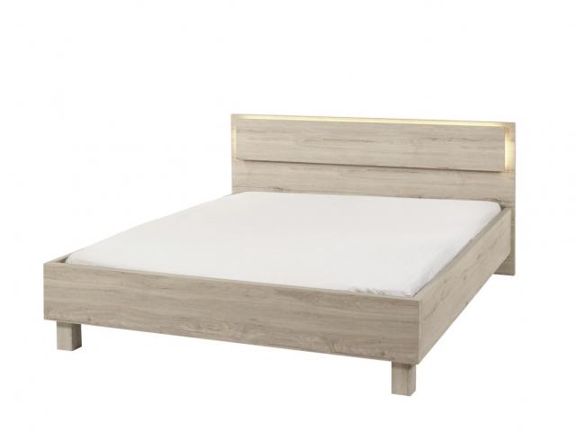 Bed 180x200 CARDIFF - Milleniu