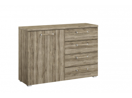 Commode EVELYN - Sanremo Eik