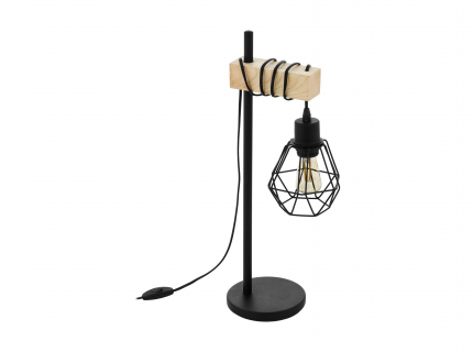 Tafellamp TOWNSHEND 5 - Zwart/