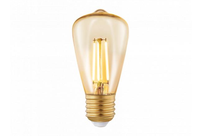 Lichtbron E27/LED/ST48 A+ Vint