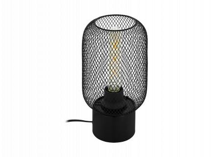 Tafellamp WRINGTON - Zwart