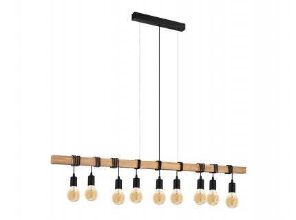 Hanglamp TOWNSHEND - Zwart