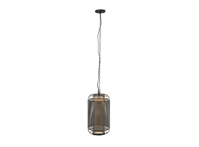 Hanglamp ARCHER large - Zwart