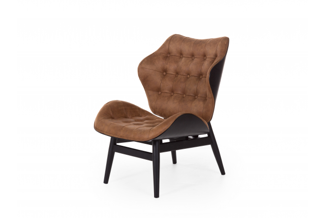 Fauteuil ROBINE - Antraciet