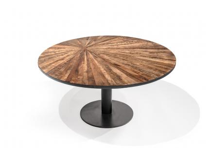 Salontafel ZOE - Metaal/hout