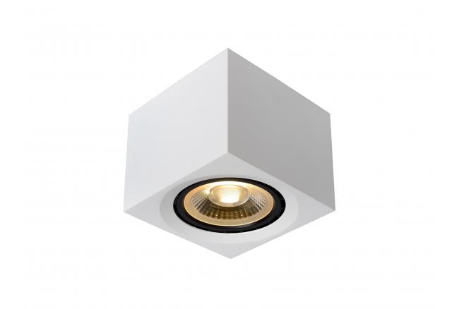 Vierkante plafondspot FEDLER -
