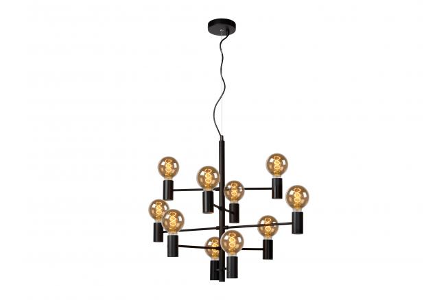 Hanglamp LEANNE - Zwart