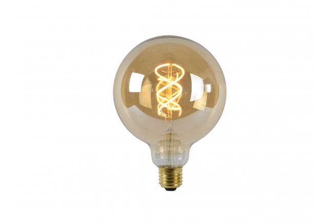 Lichtbron E27/LED 5W A Amber
