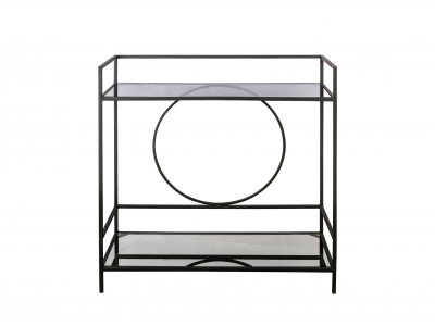 Side-table GETLA - Smokey Dark
