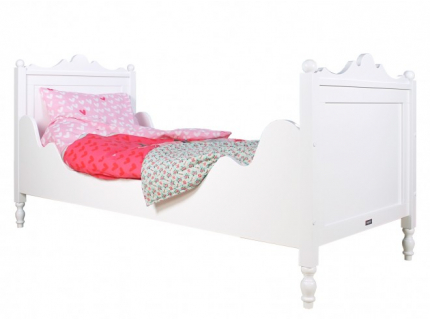 Bed 90x200 BELLE - Wit