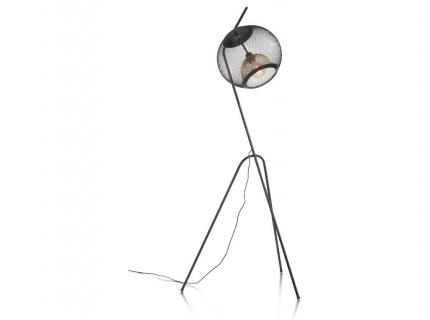 Vloerlamp MARCO - Zwart