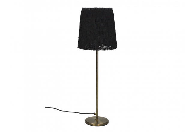 Tafellamp FROU - Zwart