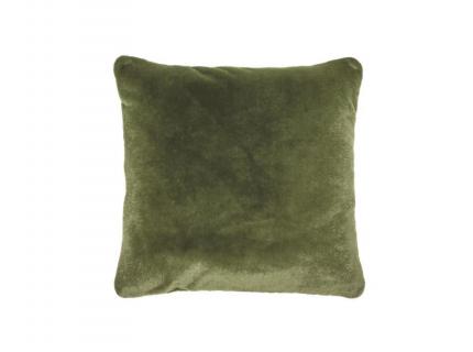 Kussen FURRY - Pine green