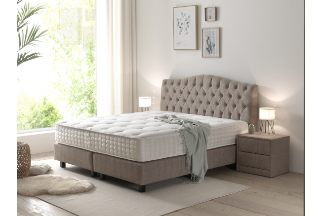 Boxspring incl. matras - Solta