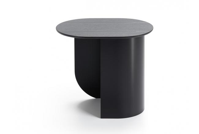 Bijzettafel PLATEAU - Black