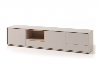 Tv-kast breed KYARA - Cashmere